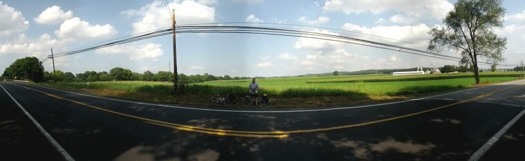Mechanicsburg!  Almost home!!